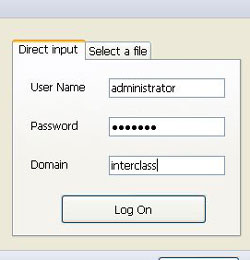 logon InterCLASS   Remote Log On for Novell Client